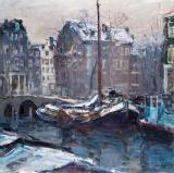 Invierno en Amsterdam