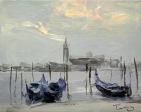 La laguna Venecia