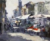 Mercado en Chioggia