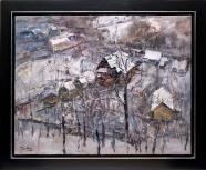 Invierno en Praga